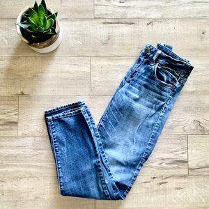 American Eagle Stretch Skinny Jeans/Denim